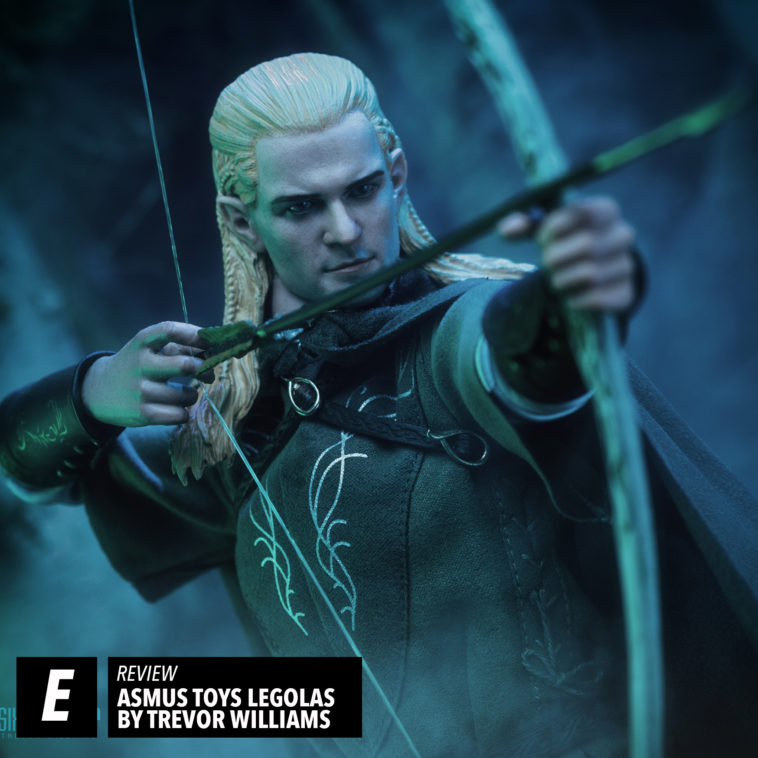 Asmus Toys Legolas by One:Six Shooter