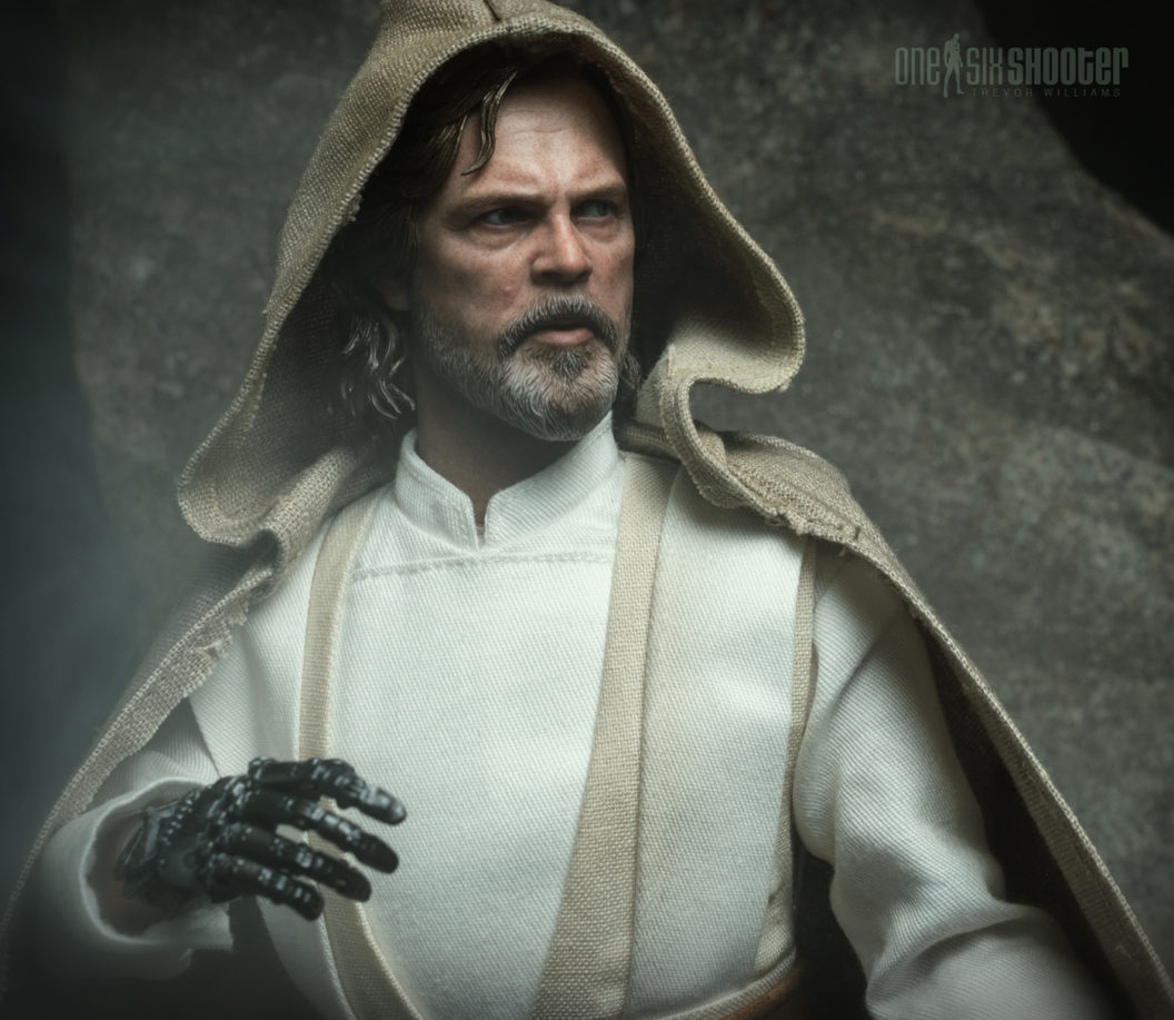 """Hot Toys Luke Skywalker """"Cave of the Jedi"""" by One:Six Shooter"""